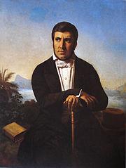 Portrait of Manuel de Araújo Porto-Alegre
