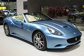 ferrari california wikip dia. Black Bedroom Furniture Sets. Home Design Ideas