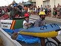 Festa Major Igualada 2015 - 01 Baixada d'andròmines.JPG
