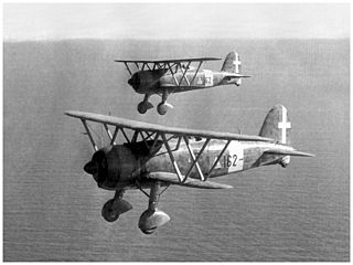 Fiat CR.42 fighter aircraft family