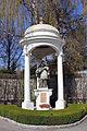 Figurenbildstock hl Johannes Nepomuk Waidhofnerstr Amstetten.jpg