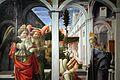 Filippo lippi, annunciazione martelli, 1440, 03.jpg
