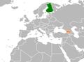 Finland Georgia Locator.png