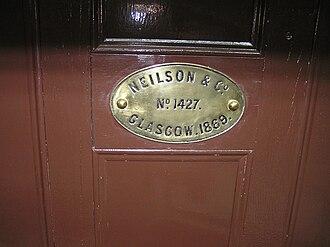 Neilson and Company - Image: Finland Neilson 1