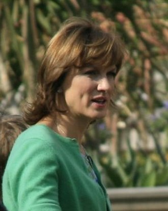 Fiona Bruce - Bruce filming an episode of Antiques Roadshow in 2010