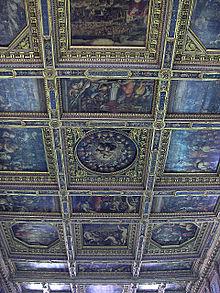 Plafond Architecture Wikipédia