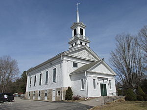 Hope Valley, Rhode Island - First Baptist Church