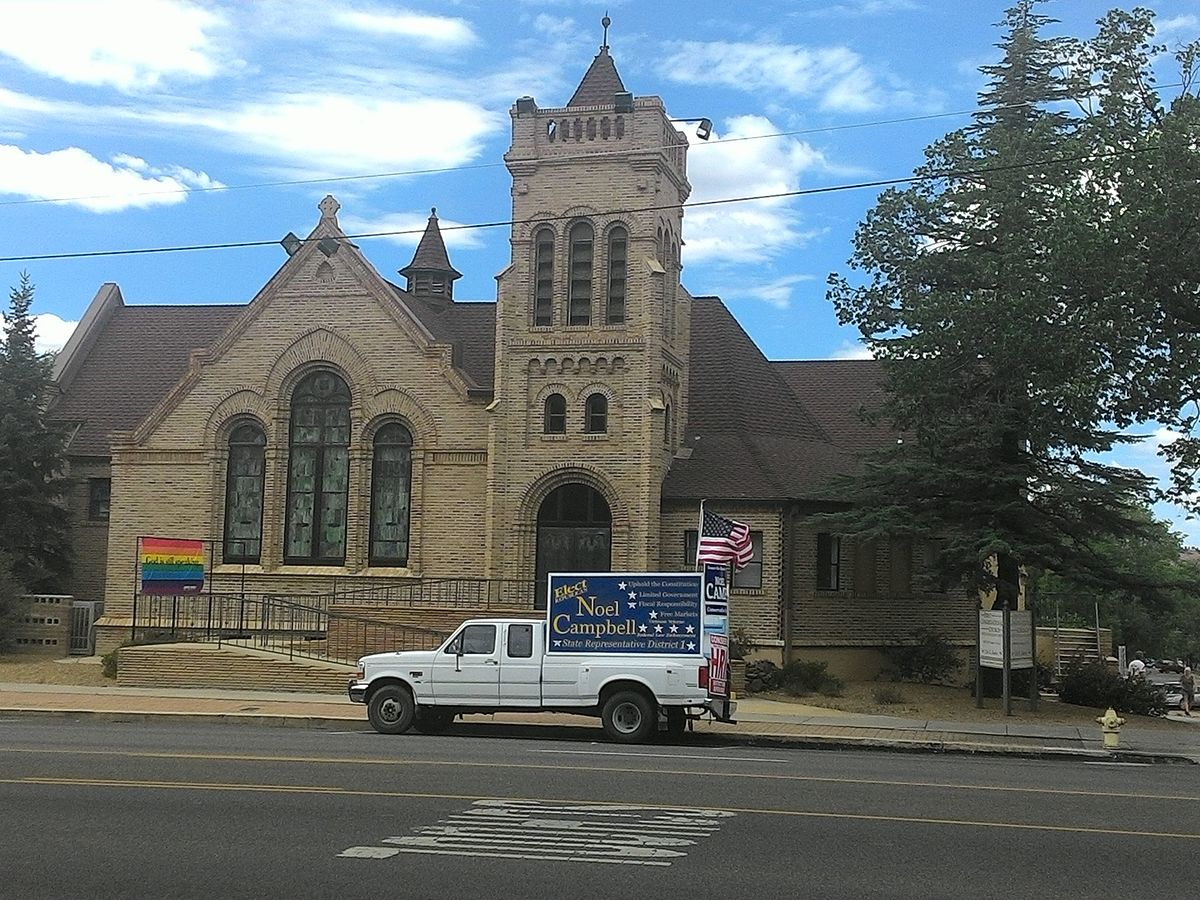 First congregational church and parsonage prescott for The prescott