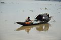 Fishing Boat - River Hooghly - Sankrail - Howrah - 2013-08-11 1412.JPG