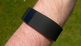 Wearable technology - The Fitbit, a modern wearable device