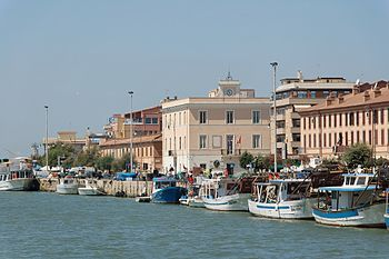 Fiumicino – Travel guide at Wikivoyage