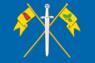 Flag of Melnikovskoe (Leningrad oblast).png