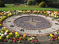 Floral Clock, Woolton Woods - geograph.org.uk - 386382.jpg