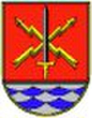Army Training Schools - Image: Fm S FSH Elo T (V1)