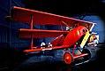 Fokker DR.1 'Dreidekker' Triplane (8337530198).jpg