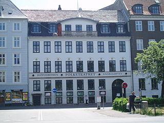 Folketeatret, Copenhagen