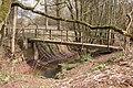 Footbridge over Dick Brook - geograph.org.uk - 139517.jpg