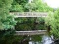 Footbridge over the Palnure Burn at Corwar - geograph.org.uk - 499766.jpg