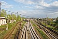 Footbridge over the Railway Lines in Tver, Russia - panoramio.jpg