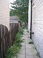 Footpath - Fifth Street - geograph.org.uk - 1464366.jpg