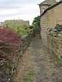 Footpath - The Town - geograph.org.uk - 1431402.jpg