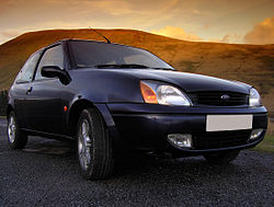 2000 Ford Fiesta Mark V