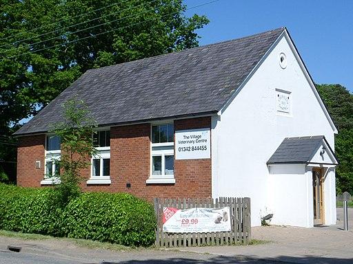 Former Ebenezer Strict Baptist Chapel, Smallfield