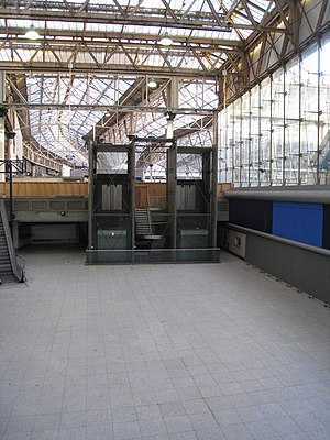 BRB (Residuary) Limited - Waterloo International station became the responsibility of BRB (Residuary) following Eurostar vacating it in November 2007