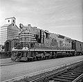 Fort Worth and Denver City, Diesel Electric Road Switcher No. 856, Left Side (16086562791).jpg