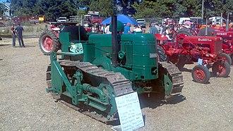 John Fowler & Co. - Fowler Tractor