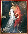Francesco vanni, santa caterina da siena beve il sangue dal costato di cristo, da convento di s. girolamo a siena 01.JPG