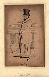 Francis DArcy-Osborne, 7th Duke of Leeds British politician