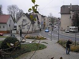 Römerstraße in Heilbronn