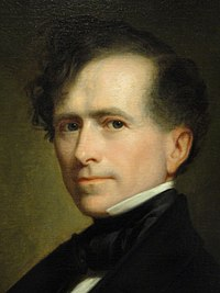 Franklin Pierce by George Peter Alexander Healy (detail), 1853 - DSC03240.JPG