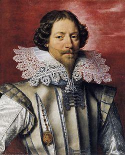 Portrait probable du duc de Luynes par Pourbus.