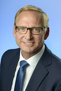 Franz-Josef Holzenkamp German politician