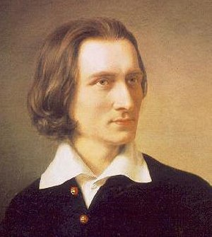 Culture of Hungary - Image: Franz liszt