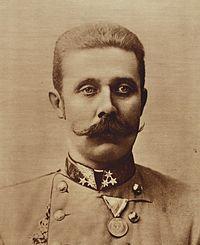 Franz Ferdinand Austriakoa