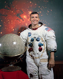 Fred Haise American astronaut