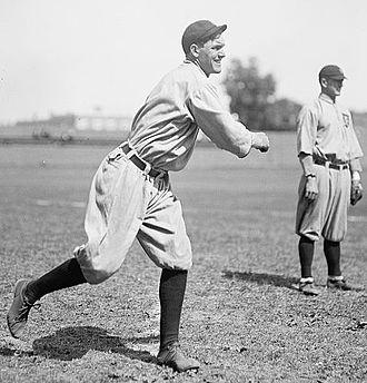 Fred House (baseball) - Image: Fred House (1913)