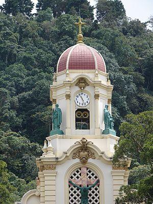 Fredonia, Antioquia - Church