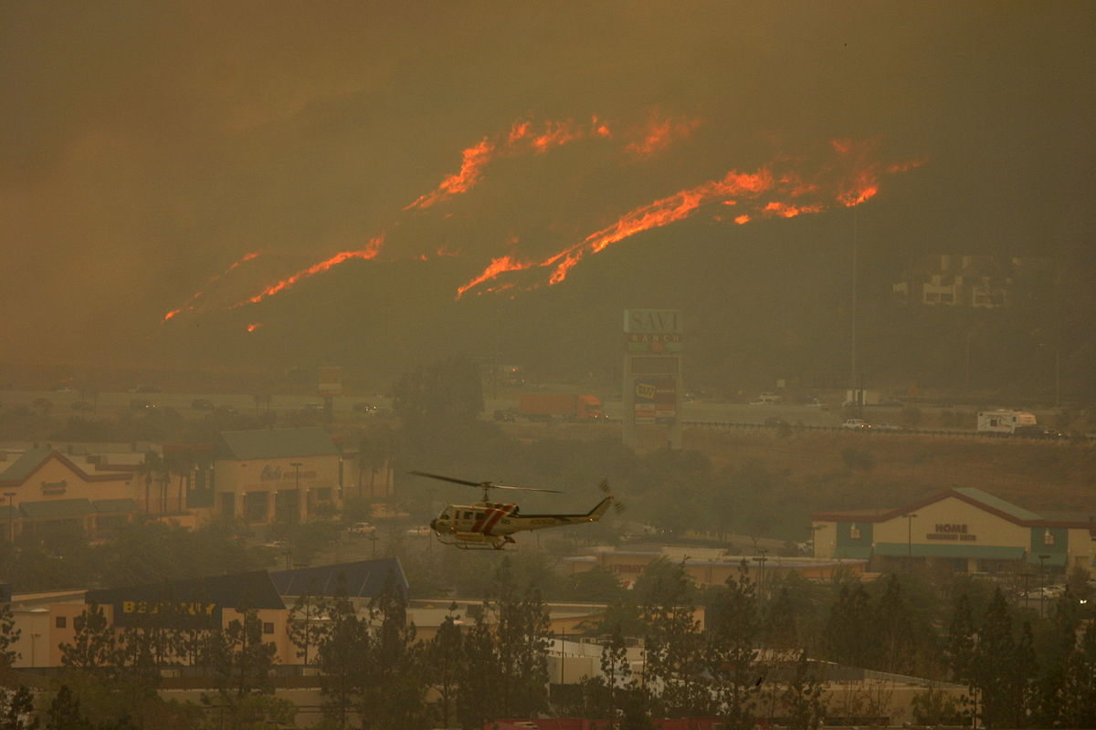 Freeway Complex Fire - Wikipedia