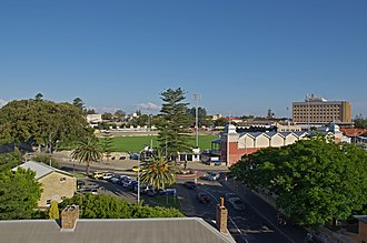 Fremantle Oval - Image: Fremantle Oval gnangarra 1