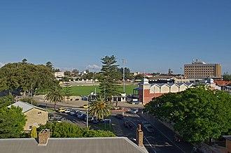 Fremantle Oval - Image: Fremantle Oval gnangarra 1