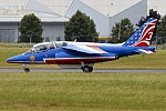 French Air Force, F-UGFE, Dassault-Dornier Alpha Jet E (35292313120).jpg
