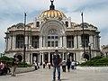 Frente al Palacio de Bellas Artes - panoramio.jpg