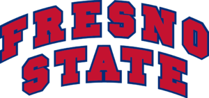 Fresno State–San Diego State football rivalry - Image: Fresno State wordmark