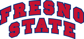1931 Fresno State Bulldogs football team - Image: Fresno State wordmark