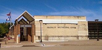 Fridley, Minnesota - Main city offices
