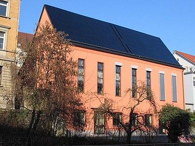 Friedenskirche Tübingen von Südwesten 2005.jpg
